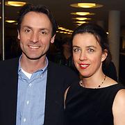 Premiere Vogels, Hugo Haenen en vrouw Anke Knottenbelt