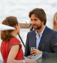 EXCLUSIVE: Charlotte Casiraghi and Dimitri Rassam look romantic at Karl Lagerfeld gala in Golfe Juan. 24 May 2017 Pictured: Charlotte Casriaghi, Dimitri Rassam. Photo credit: Ceres / MEGA TheMegaAgency.com +1 888 505 6342