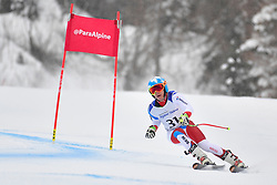 Super Combined and Super G, GMUR Theo, LW9-1, SUI at the WPAS_2019 Alpine Skiing World Championships, Kranjska Gora, Slovenia