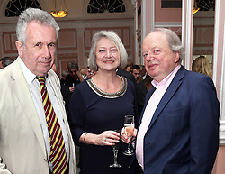 Martin Bell, Kate Adie and John Sergeant  at the Oldie of the Year Awards in London, Tuesday, 4th February 2014. Picture by Stephen Lock / i-Images
