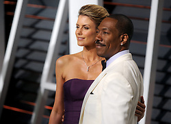 Eddie Murphy, Paige Butcher in attendance for 2015 Vanity Fair Oscar Party Hosted By Graydon Carter at Wallis Annenberg Center for the Performing Arts on February 22, 2015 in Beverly Hills, California. EXPA Pictures © 2015, PhotoCredit: EXPA/ Photoshot/ Dennis Van Tine<br /> <br /> *****ATTENTION - for AUT, SLO, CRO, SRB, BIH, MAZ only*****
