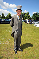 SIR TOBIAS CLARKE at at the first day of the 2009 Royal Ascot racing festival on 16th June 2009.