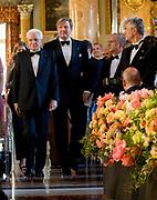 Staatsbezoek van Koning en Koningin aan de Republiek Italie - dag 2 - Palermo /// State visit of King and Queen to the Republic of Italy - Day 2 - Palermo<br /> <br /> Op de foto / On the photo:  Koning Willem Alexander / King Willem Alexander