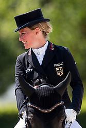 Langehanenberg Helen, GER, Damsey FRH<br /> Aachen 2018<br /> © Hippo Foto - Sharon Vandeput<br /> 22/07/18