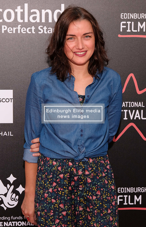 Edinburgh International Film Festival, Friday 23rd June 2017<br /> <br /> DAPHNE (UK PREMIERE)<br /> <br /> Producer Valentina Brazzinni<br /> <br /> (c) Alex Todd   Edinburgh Elite media
