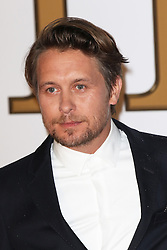 © Licensed to London News Pictures. 14/01/2015, UK. Mark Owen, Kingsman: The Secret Service - World Film Premiere, Leicester Square, London UK, 14 January 2015, Photo credit : Richard Goldschmidt/Piqtured/LNP