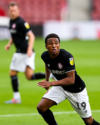 Niclas Eliasson of Bristol City during a friendly match before the Premier League and Championship resume after the Covid-19 mid-season disruption - Rogan/JMP - 12/06/2020 - FOOTBALL - St Mary's Stadium, England - Southampton v Bristol City - Friendly.