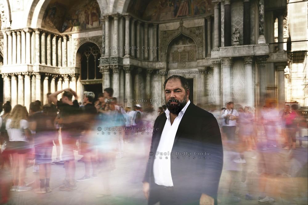 Raffaele Alajmo – AD Alajmo SpA Piazza San Marco. 19/09/18, 15:30