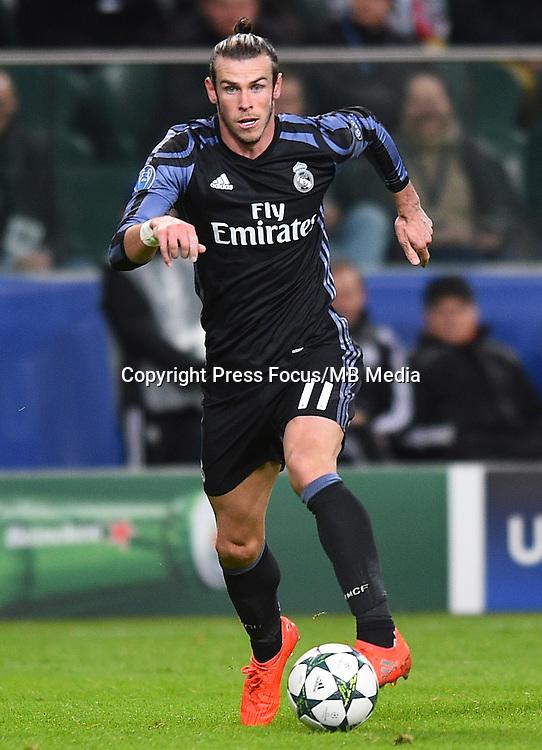 2016.11.02 Warszawa<br /> Pilka nozna Liga Mistrzow sezon 2016/2017<br /> Legia Warszawa - Real Madryt<br /> N/z Gareth Bale<br /> Foto Lukasz Laskowski / PressFocus<br /> <br /> 2016.11.02 Warsaw<br /> Football Champions League season 2016/2017<br /> Legia Warsaw - Real Madrid<br /> Gareth Bale<br /> Credit: Lukasz Laskowski / PressFocus