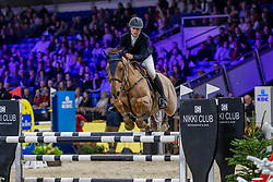 Decock Lore, BEL, Heschung van T Ameldonk<br /> Jumping Mechelen 2019<br /> © FEI/Dirk Caremans<br />  30/12/2019