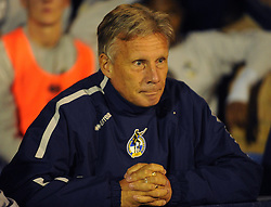 Bristol Rovers Manager, John Ward - Photo mandatory by-line: Seb Daly/JMP - Tel: Mobile: 07966 386802 27/09/2013 - SPORT - FOOTBALL - Roots Hall - Southend - Southend United V Bristol Rovers - Sky Bet League Two