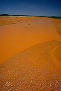 Red River, border of Oklahoma and Texas, southwest of Eldorado, Oklahoma
