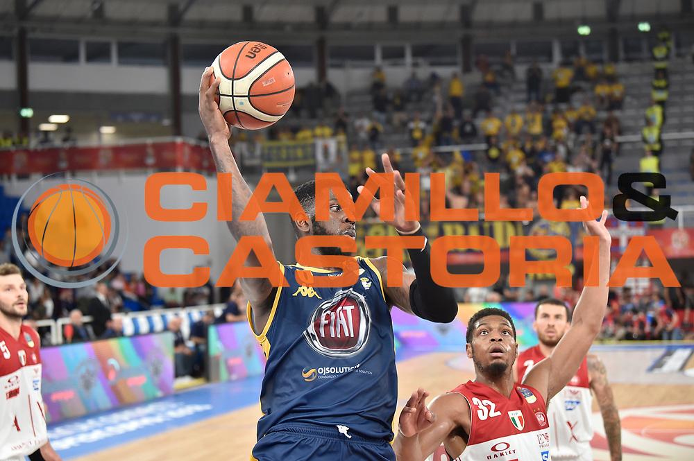 Wilson Jamil<br /> FIAT Torino - AX Armani Exchange Milano<br /> Zurich Connect Supercoppa 2018 - Finale -<br /> Legabasket Serie A 2018-2019<br /> Brescia 29/09/2018<br /> Foto M.Matta/Ciamillo & Castoria