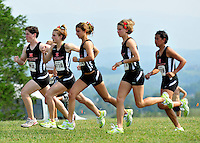 VMI Cross Country Hosts VMI Relays