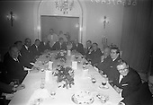 1966 - John Power Dinner Party at the Hibernian Hotel