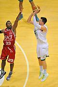 DESCRIZIONE : Campionato 2013/14 Finale GARA 4 Montepaschi Mens Sana Siena - Olimpia EA7 Emporio Armani Milano<br /> GIOCATORE : Matt Janning<br /> CATEGORIA : Tiro Tre Punti<br /> SQUADRA : Montepaschi Siena<br /> EVENTO : LegaBasket Serie A Beko Playoff 2013/2014<br /> GARA : Montepaschi Mens Sana Siena - Olimpia EA7 Emporio Armani Milano<br /> DATA : 21/06/2014<br /> SPORT : Pallacanestro <br /> AUTORE : Agenzia Ciamillo-Castoria / Luigi Canu<br /> Galleria : LegaBasket Serie A Beko Playoff 2013/2014<br /> Fotonotizia : DESCRIZIONE : Campionato 2013/14 Finale GARA 4 Montepaschi Mens Sana Siena - Olimpia EA7 Emporio Armani Milano<br /> Predefinita :