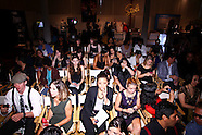 Daisy Fuentes Spring 2012 Front Row/Backstage