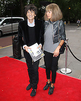 Ronnie Wood; Ana Araujo Cleopatra, Northern Ballet, Sadler's Wells Theatre, London, UK, 17 May 2011:  Contact: Rich@Piqtured.com +44(0)7941 079620 (Picture by Richard Goldschmidt)