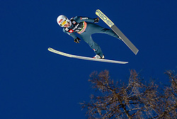 Martin Hamann (GER) during the Trial Round of the Ski Flying Hill Individual Competition at Day 1 of FIS Ski Jumping World Cup Final 2019, on March 21, 2019 in Planica, Slovenia. Photo by Masa Kraljic / Sportida
