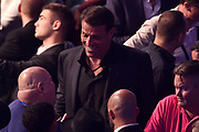LAS VEGAS, NV - AUGUST 26:  Author and motivational speaker Tony Robbins attends the super welterweight boxing match between Floyd Mayweather Jr. and Conor McGregor on August 26, 2017 at T-Mobile Arena in Las Vegas, Nevada. (Photo by Jeff Bottari/Zuffa LLC/Zuffa LLC via Getty Images)