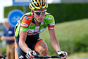 BELGIUM  / INGOOIGEM / CYCLING / WIELRENNEN / CYCLISME / 69TH HALLE - INGOOIGEM / NAPOLEON GAMES CYCLING CUP - GP MOLECULE / 200,5 KM / ADAMS JENS (CRELAN - VASTGOEDSERVICE)