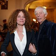 NLD/Amsterdam/20181119 - Beatrix bij 21e Nederlands Balletgala Dansersfonds '79, Hadassah de Boer en Berend Boudewijn