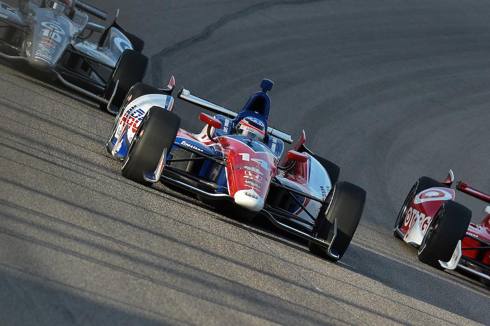 Takuma Sato, Texas Motor Speedway, Ft. Worth, TX USA 6/7/2014
