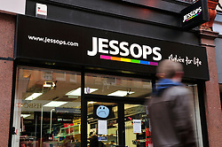 Jessops closure, Reading January 2013