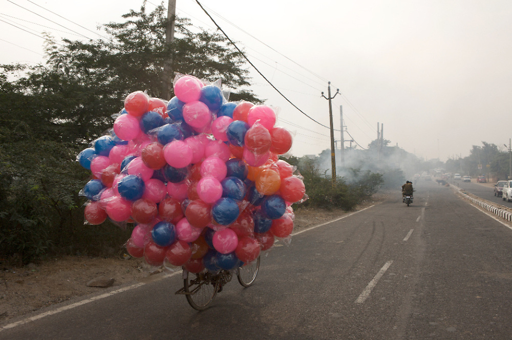 India-Agra,transport