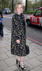 Lesley Sharp  arriving at the Southbank Sky Arts Awards in London, Tuesday, 1st May 2012.  Photo by: Stephen Lock / i-Images