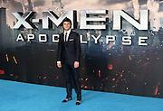 May 9, 2016 - Evan Peters attending 'X-Men Apocalypse' Global Fan Screening at BFI Imax in London, UK.<br /> ©Exclusivepix Media