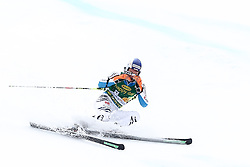 DOPFER Fritz of Germany felt during the 2nd Run of 7th Men's Giant Slalom - Pokal Vitranc 2013 of FIS Alpine Ski World Cup 2012/2013, on March 9, 2013 in Vitranc, Kranjska Gora, Slovenia.  (Photo By Matic Klansek Velej / Sportida.com)