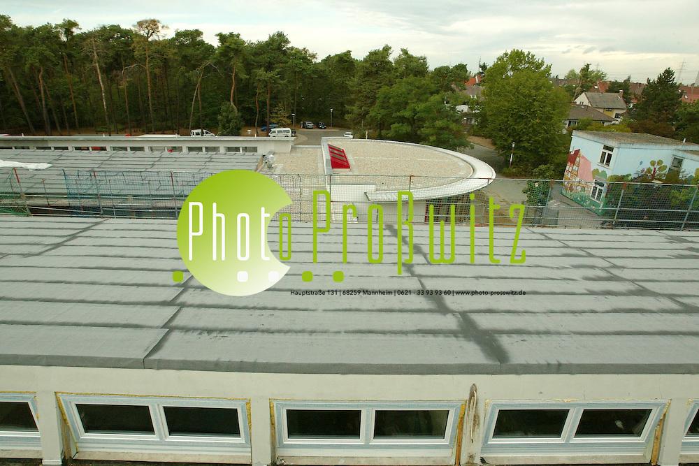 Mannheim. Pfingstbergschule. Umbau- und Neubauarbeiten.<br /> <br /> Bild: Markus Pro&szlig;witz