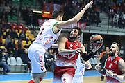 Gentile Alessandro<br /> Milano vs BASKONIA VITORIA GASTEIZ<br /> BASKET Euroleague 2016-2017<br /> Milano 15/11/2016 <br /> FOTO CIAMILLO