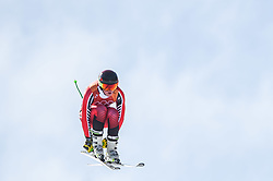 February 15, 2018 - Jeongseon, Gangwon, South Korea - Broderick Thompson of  Canada competing in mens downhill at Jeongseon Alpine Centre at Jeongseon , South Korea on February 15, 2018. (Credit Image: © Ulrik Pedersen/NurPhoto via ZUMA Press)