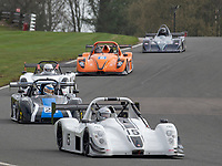 #15 Robert REES Radical SR3  during Aim Technologies Bikesports Championship as part of the 750 Motor Club at Oulton Park, Little Budworth, Cheshire, United Kingdom. April 14 2018. World Copyright Peter Taylor/PSP.