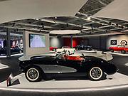 Newport Car Museum, Newport, Rhode Island, USA
