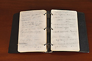 John F. Kennedy's Opinions on his Icon - Sir Winston Churchill, British Election Results and more in his &lsquo;Only' Diary set to go under the hammer<br /> Details revealed in his &lsquo;Only&rsquo; Diary to be auctioned<br />  <br /> As a young boy John F. Kennedy read Winston Churchill&rsquo;s books; he was seen in his hospital bed reading &lsquo;The Crisis&rsquo; and Churchill&rsquo;s biography of &lsquo;Marlborough.&rsquo; JFK&rsquo;s college thesis at Harvard and later Pulitzer prize-winning book, &lsquo;Why England Slept&rsquo; was based on the wide range of history books he had read and his research on a man he saw as a world leader.<br />  <br /> In JFK&rsquo;s &lsquo;Only&rsquo; Diary that will be auctioned later this month by Boston-based RR Auction, Kennedy writes, &ldquo;Churchill in his book &lsquo;World Crisis&rsquo; brings out the same point&mdash;the terrific slaughter of the field officers of the British Army&mdash;two or three times higher than the Germans. They were always on the defensive in the dark days of &lsquo;15, &lsquo;16, and &lsquo;17, and they paid most heavily. The British lost one million of a population of forty million; the French, one million five hundred thousand of a population of thirty-eight million; and the Germans, one million five hundred thousand of a population of seventy million. This tremendous slaughter had its effect on British policy in the 30&rsquo;s when Chamberlain and Baldwin could not bring themselves to subject the young men of Britain to the same horrible slaughter again.&rdquo;<br />  <br /> One of President Kennedy&rsquo;s best days was on April 9, 1963 when he &ldquo;signed the Congressional Bill granting honorary United States citizenship to Winston Churchill in recognition of his great contribution to saving both the Allied Powers and civilization at large.&rdquo;* On the steps of the Rose Garden with Sir Winston&rsquo;s son, Randolph, and his grandson, the President paid tribute to the aging Prime Minister, who was unable to make the journey. He watched with Clementine from his apartment in London.<br />  <br /> The President paid tribute to his idol in the following wor