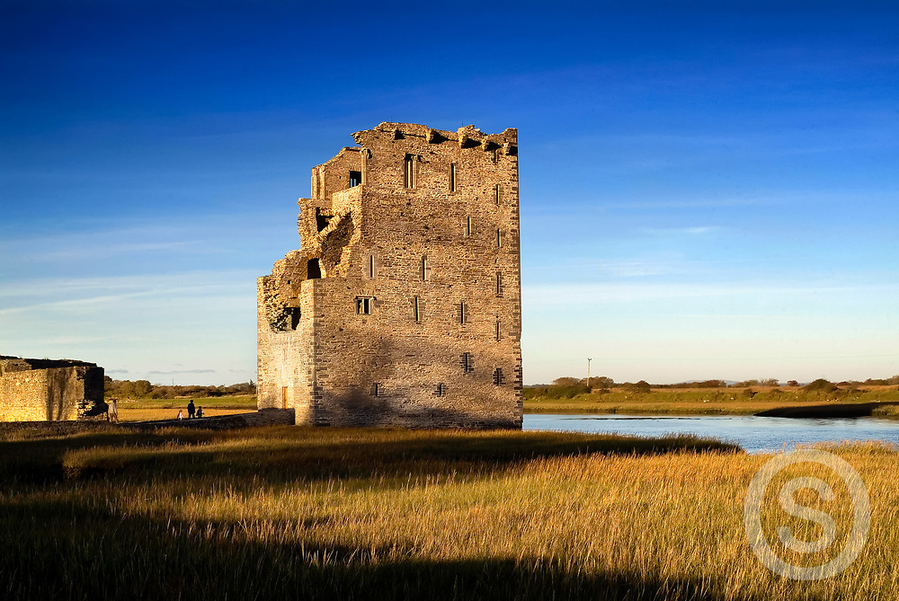 Photographer: Chris Hill, Carrigafoyle Castle, County Kerry