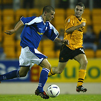 St Johnstone v Alloa..CIS Cup 1st Round...10.08.04<br />