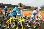 CZECH REPUBLIC / TABOR / WORLD CUP / CYCLING / WIELRENNEN / CYCLISME / CYCLOCROSS / VELDRIJDEN / WERELDBEKER / WORLD CUP / COUPE DU MONDE / #2 / YANNICK PEETERS /