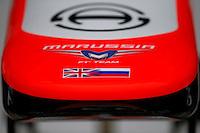 MOTORSPORT - F1 2013 - BRITISH GRAND PRIX - GRAND PRIX D'ANGLETERRE - SILVERSTONE (GBR) - 28 TO 30/06/2013 - PHOTO : ALEXANDRE GUILLAUMOT / DPPI - MARUSSIA F1 TEAM AMBIANCE