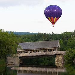 Balloon Festival, Quechee, Vermont