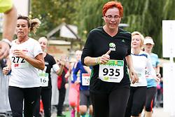 Alenka Lokovsek competes during 3. Konjiski maraton / 3rd Marathon of Slovenske Konjice, on September 27, 2015 in Slovenske Konjice, Slovenia. Photo by Urban Urbanc / Sportida
