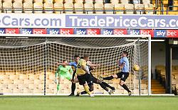 Jiri Skalak of Millwall gets a shot away under pressure - Mandatory by-line: Arron Gent/JMP - 24/07/2019 - FOOTBALL - Roots Hall - Southend-on-Sea, England - Southend United v Millwall - pre season friendly