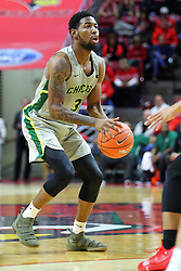 NORMAL, IL - November 13: Travon Bell during a college basketball game between the ISU Redbirds  and the Chicago State Cougars on November 13 2018 at Redbird Arena in Normal, IL. (Photo by Alan Look)