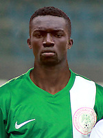 Fifa Men´s Tournament - Olympic Games Rio 2016 - <br /> Nigeria National Team - <br /> Okechukwu  Azubuike