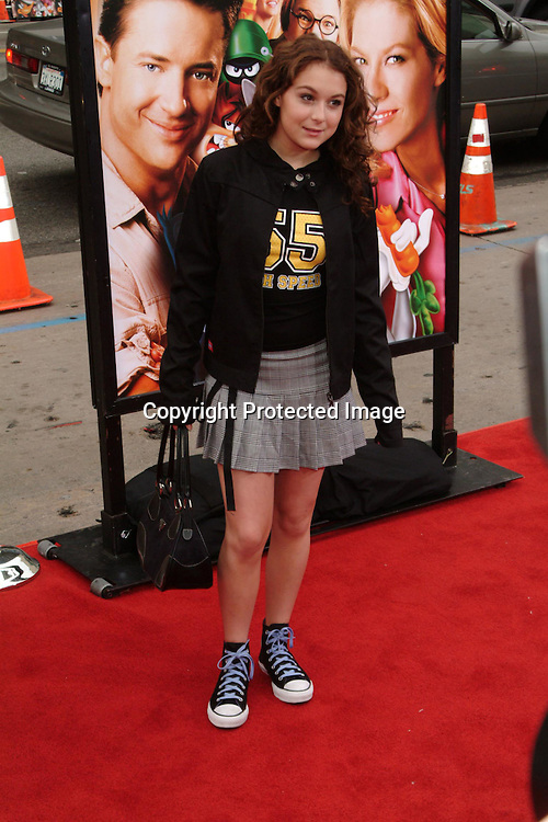 Alexa Vega<br />&ldquo;Looney Tunes:  Back In Action&rdquo; Film Premiere<br />Grauman's Chinese Theater<br />Hollywood, CA, USA<br />Sunday, November, 09, 2003 <br />Photo By Celebrityvibe.com/Photovibe.com