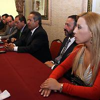 Toluca, México.- Empresarios aseguran tener toda la confianza en que el Instituto Electoral del Estado de México (IEEM) realizará un buen trabajo durante el proceso electoral del próximo 3 de julio. Agencia MVT / Arturo Rosales Chávez. (DIGITAL)