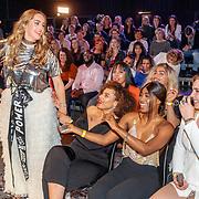 NLD/Amsterdam/20180416 - Finale 1e Curvy Supermodel 2018,